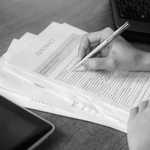 Advocaat contracten & incasso